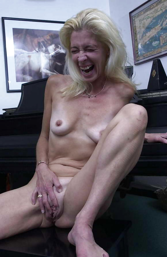 British Mature Wife Blowjob