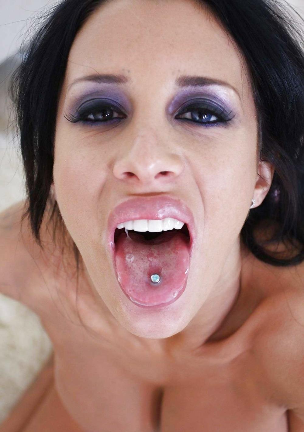 Mya nichole deepthroat
