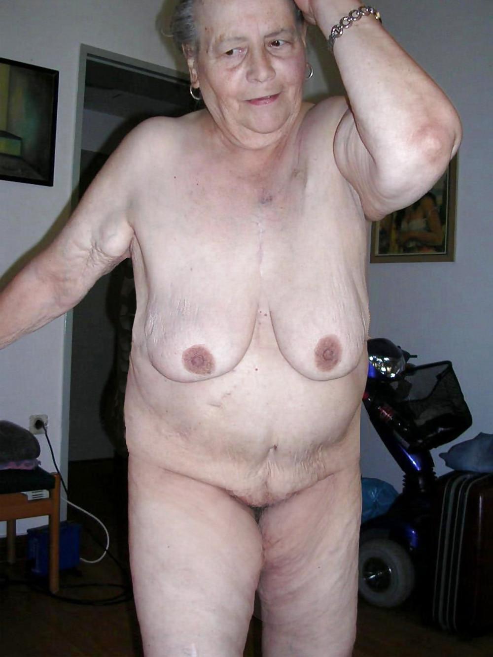 Ugly old naked ladies, nightcrawler naked