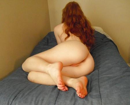 Amateur Sexy Redhead