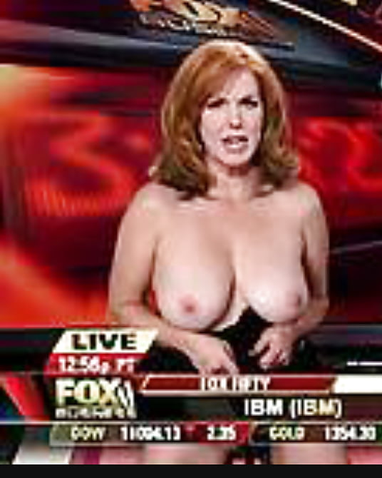 Liz claman boobs