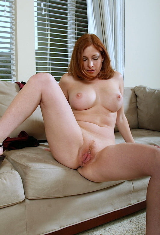 Thick legged nude redheads — img 13
