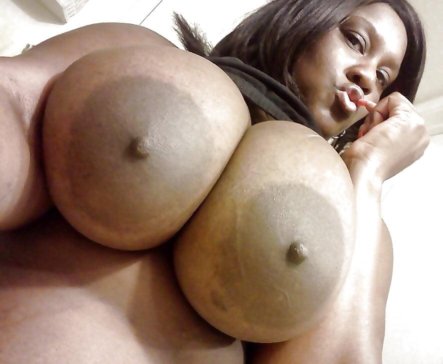Hot nude black women with big boobs