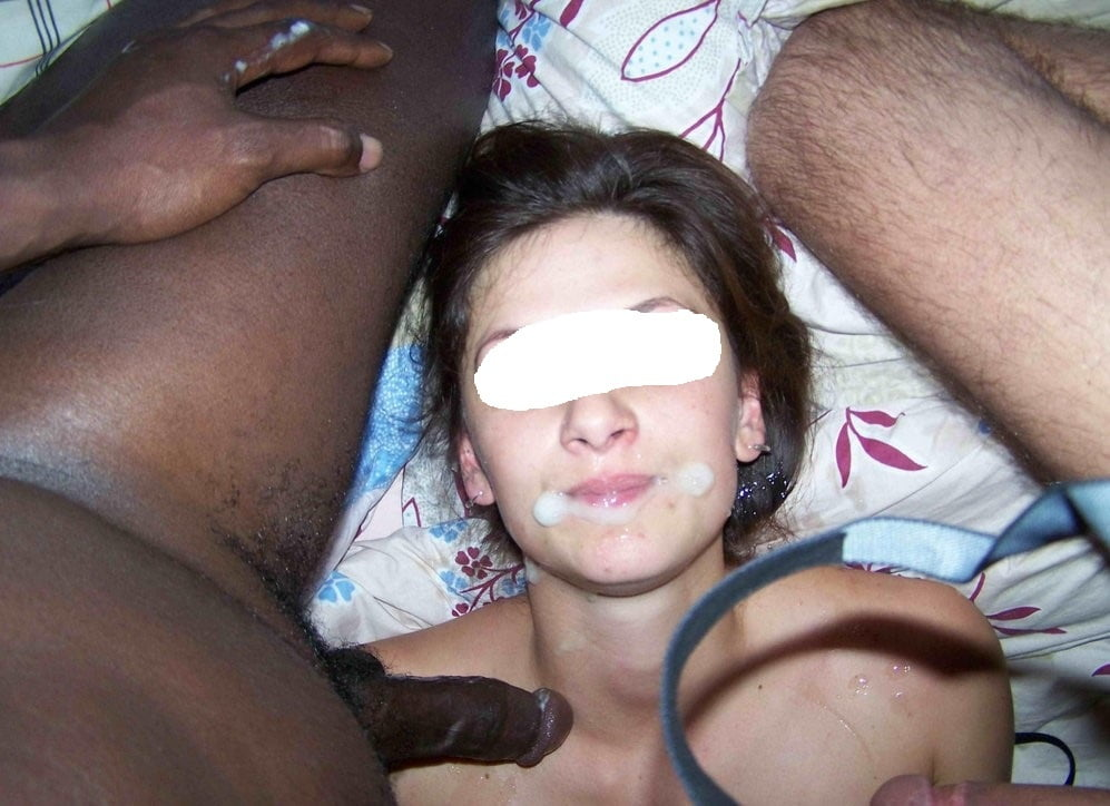 My wife used at dirty swingers club - 18 Pics