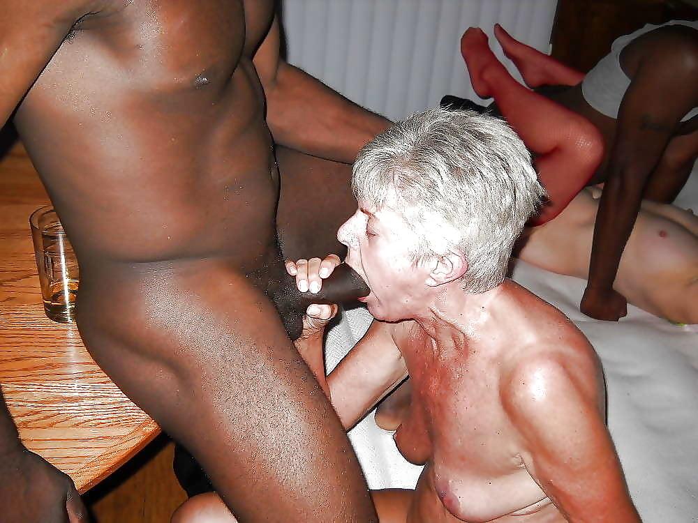 Old granny mature interracial swinger galery