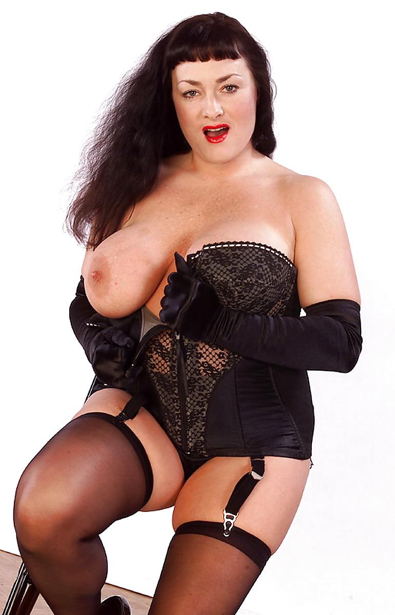 Betty boobs bbw hottie