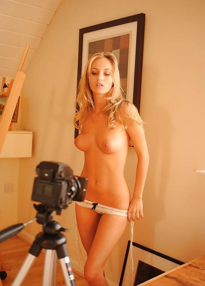 Tan nude camera