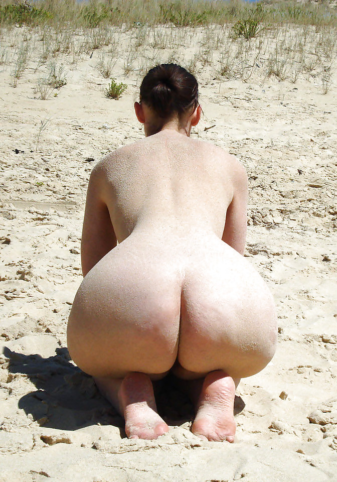 Big ass nudists