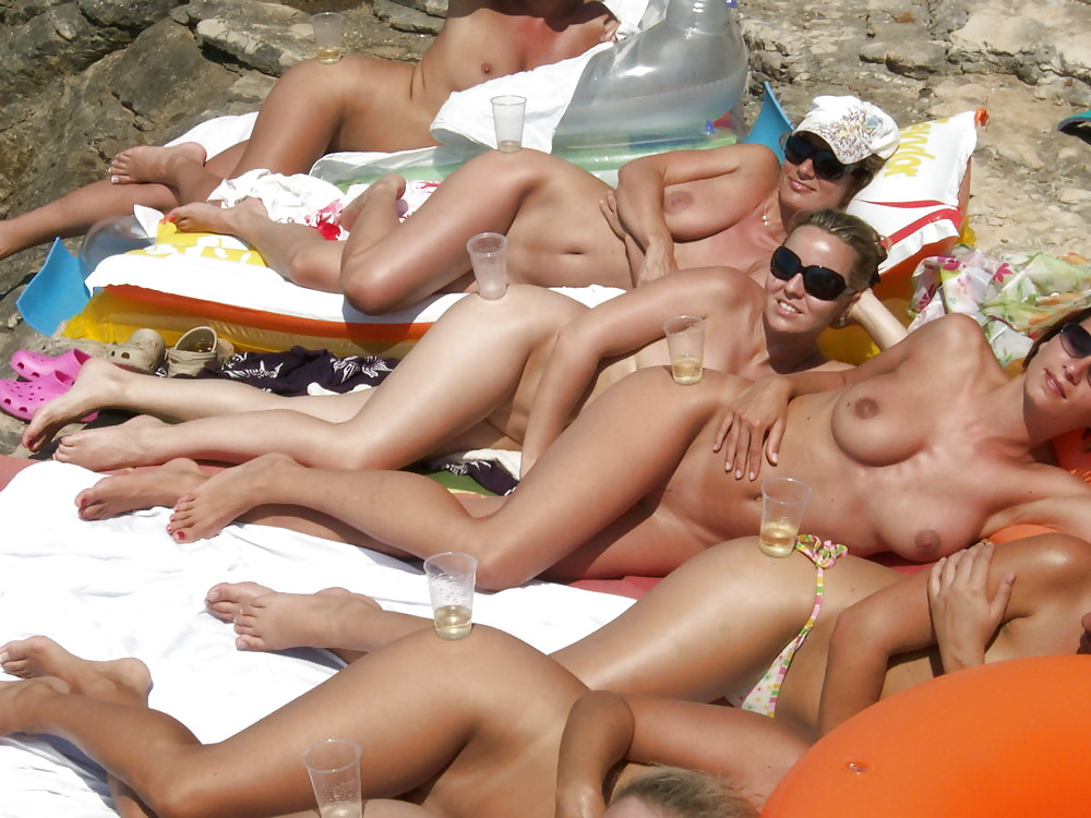 Gay nude beaches