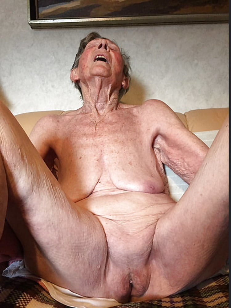 Pictures of erotic old grannies