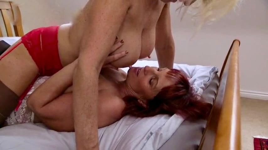 Big tit lesbian milf-4103