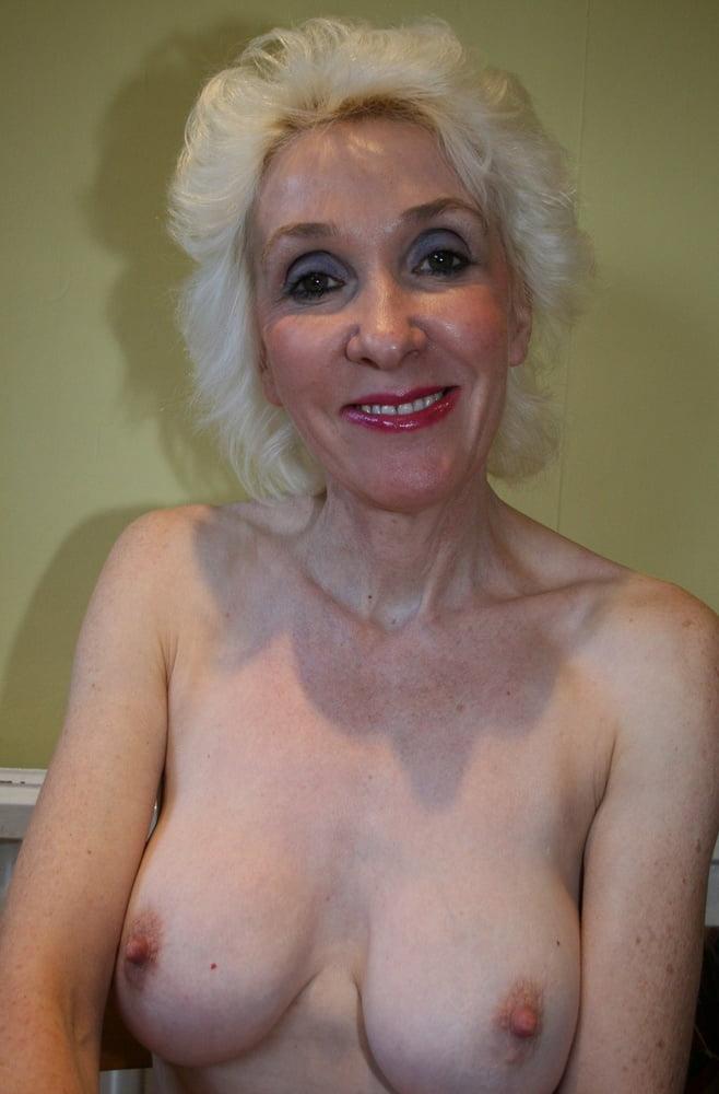 Face granny cum Granny Facial