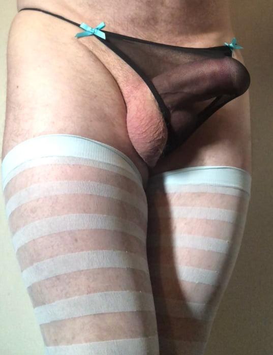 Transgender Panties Big Dick