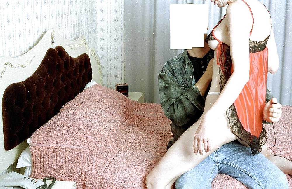 Straight girl seduced by lesbian-7474
