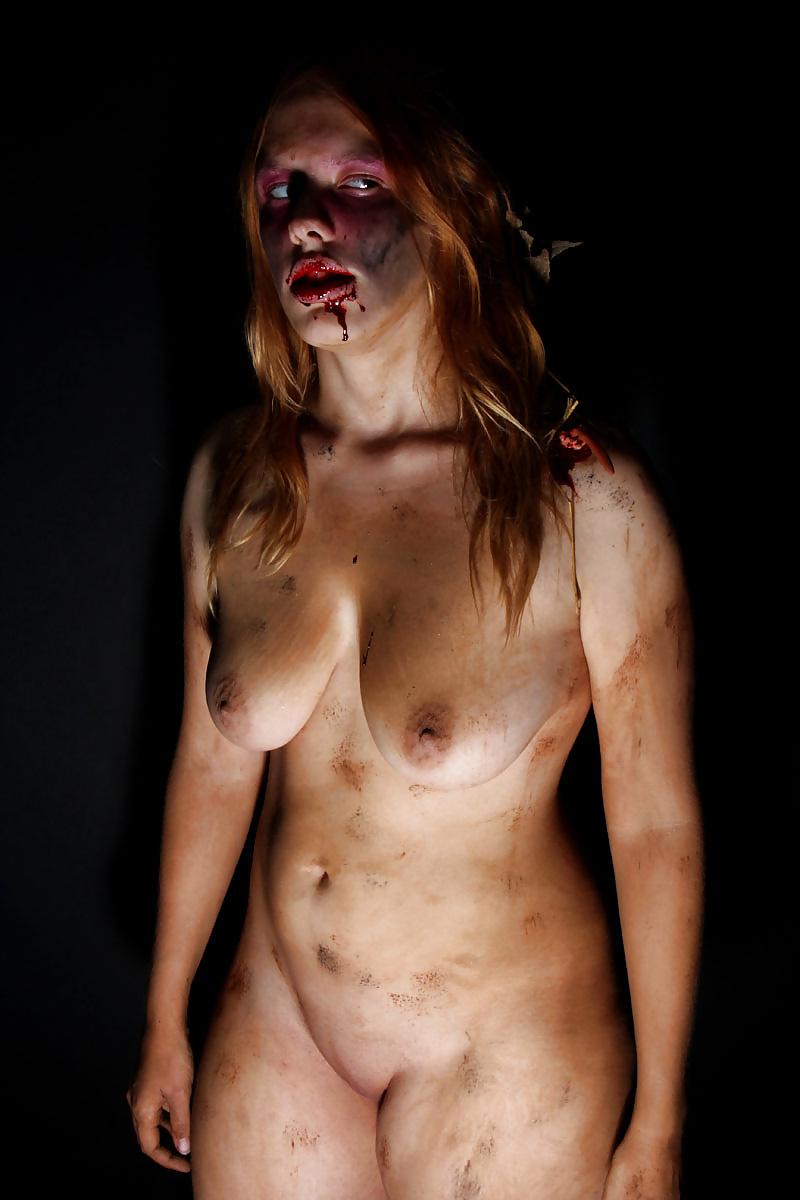 Nude teen zombies