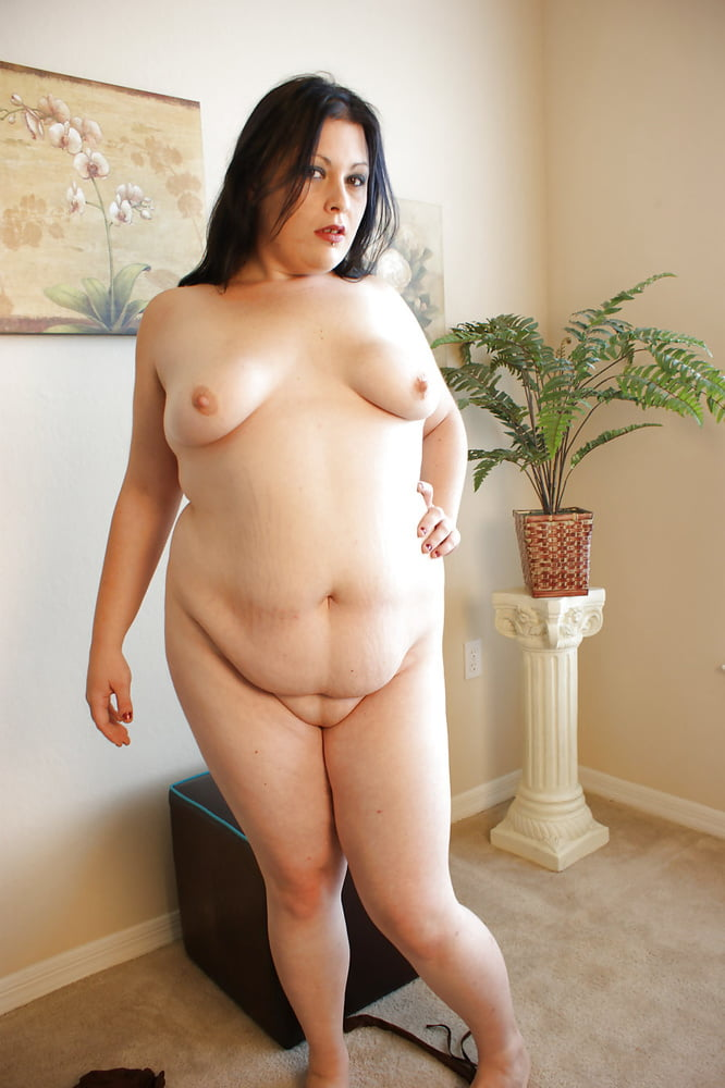 Pot belly girls nude — pic 8