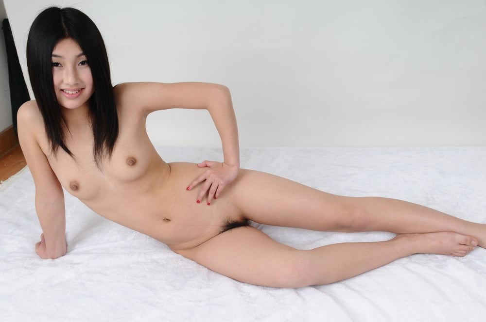 Nude Asian Women In Bed