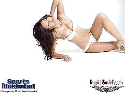Nackt Ingrid Vandebosch  WATCH: Nathalia