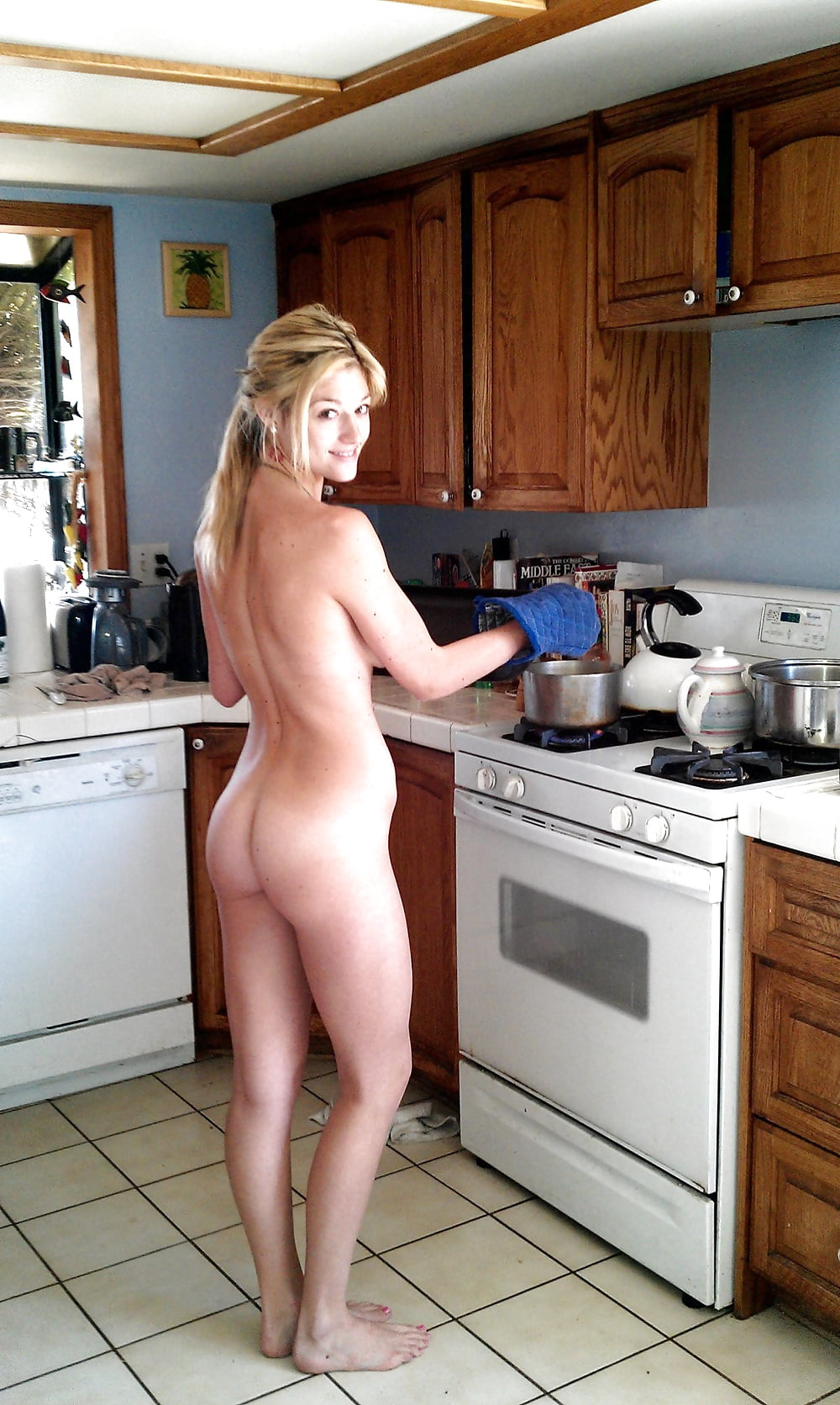 My Husband And I Love Walking Around Naked In The House