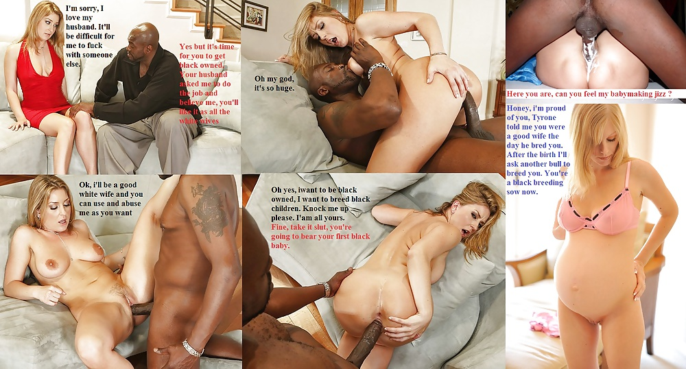 Black breeding wife