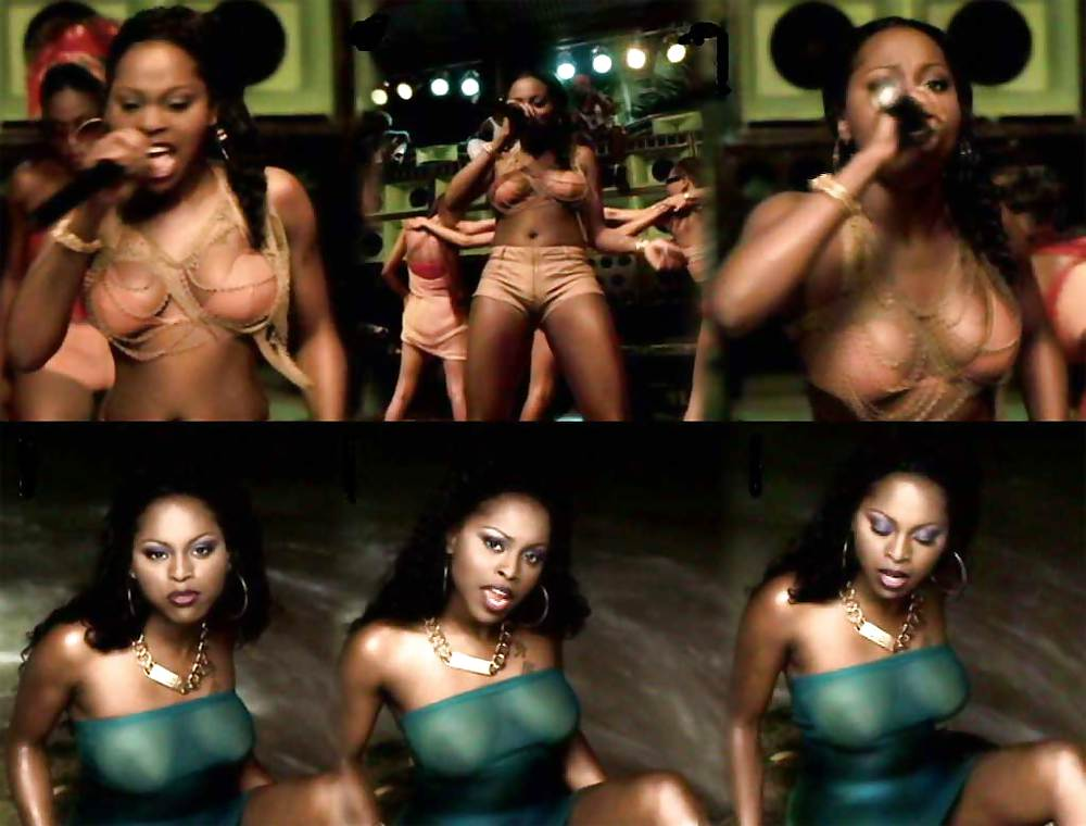 Foxy brown titties