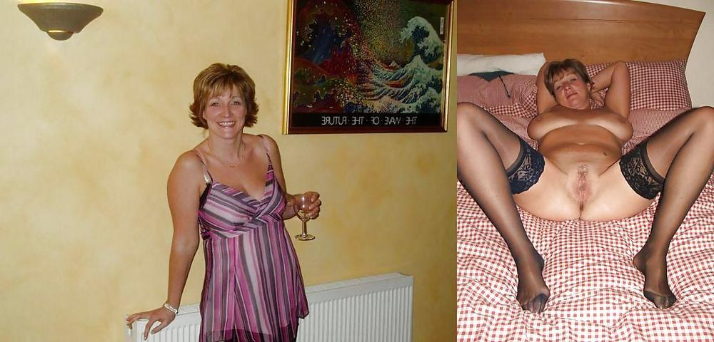 голых порно фото зрелых в разных платьях того