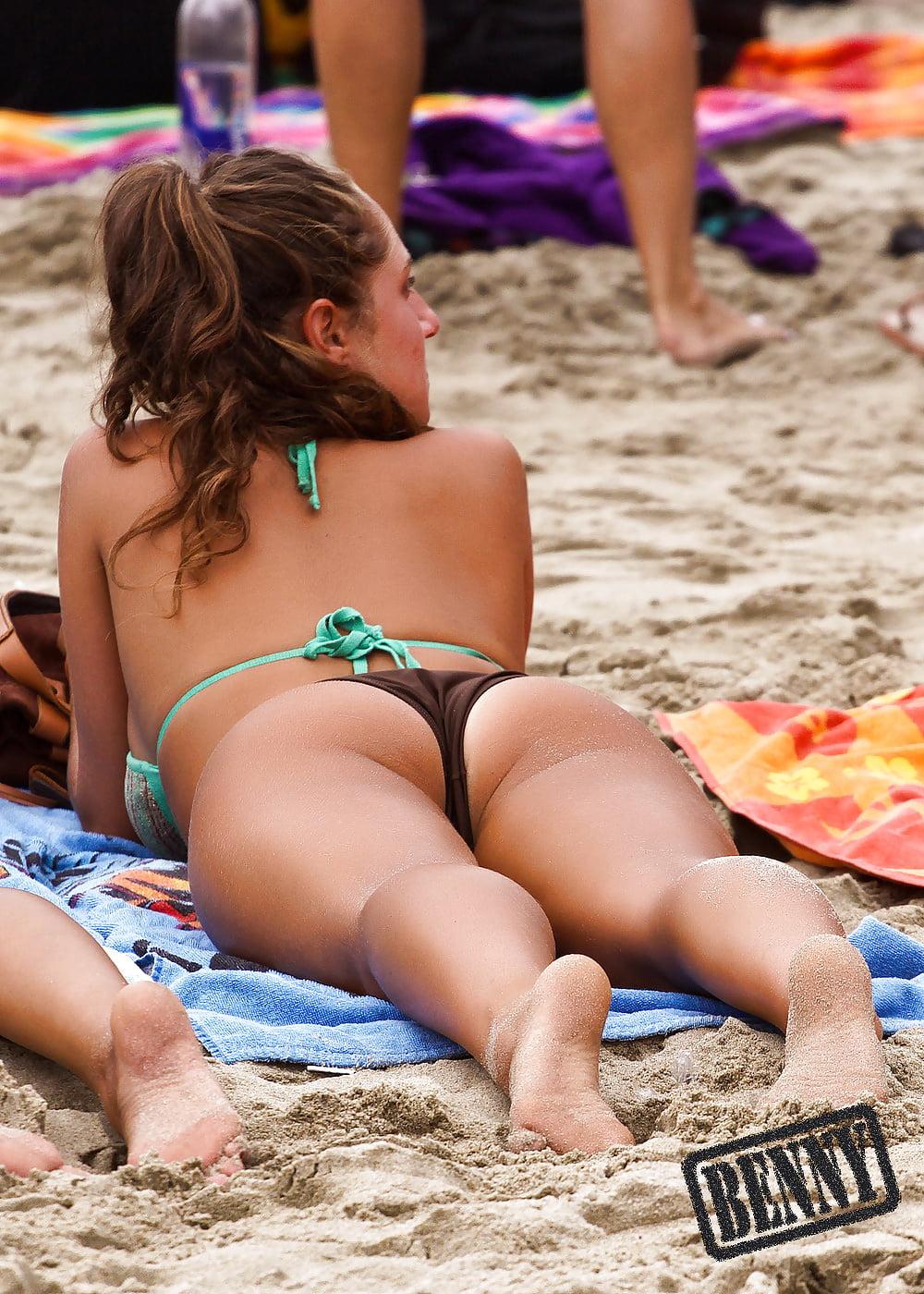 Voyeurism bikini