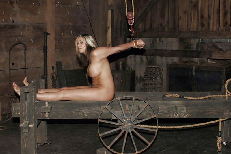 Medieval Female Torture