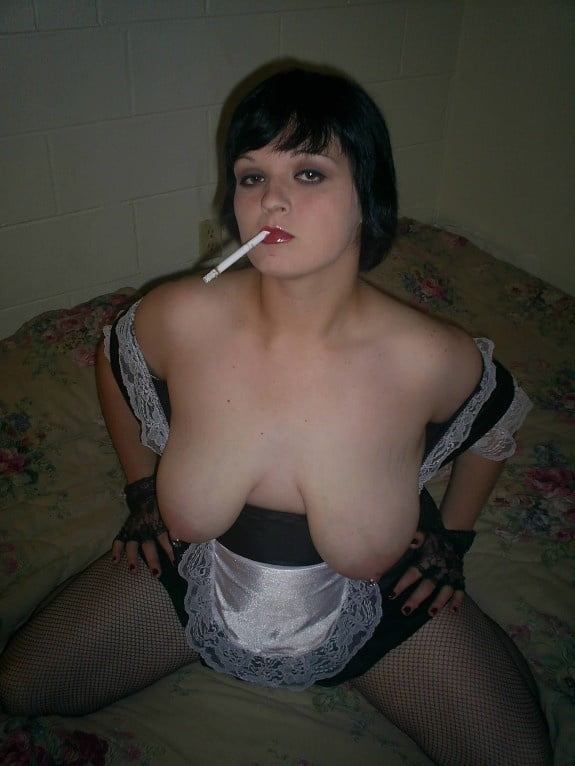 fetish porn smoking Bbw