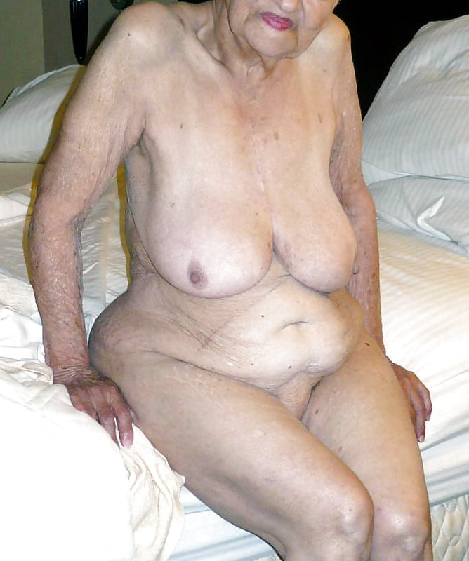 Home grown naked grandmas