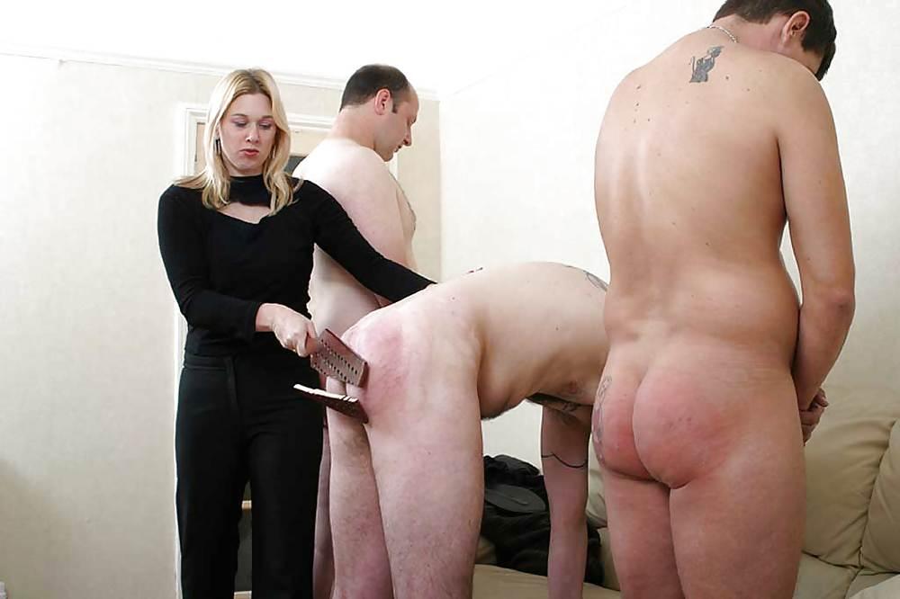 Femdom disciplinarian