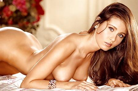 Voss nude playmate nicole playboy opinion