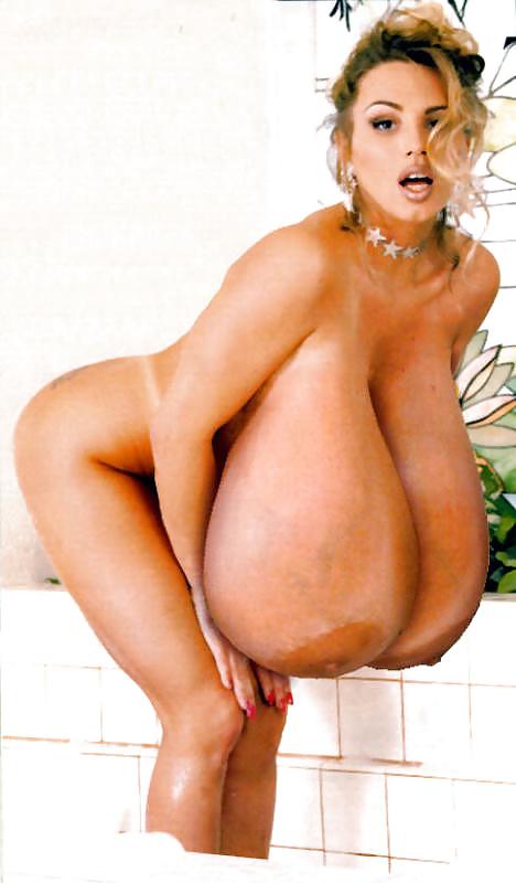 Keisha Evans Boob Morphs