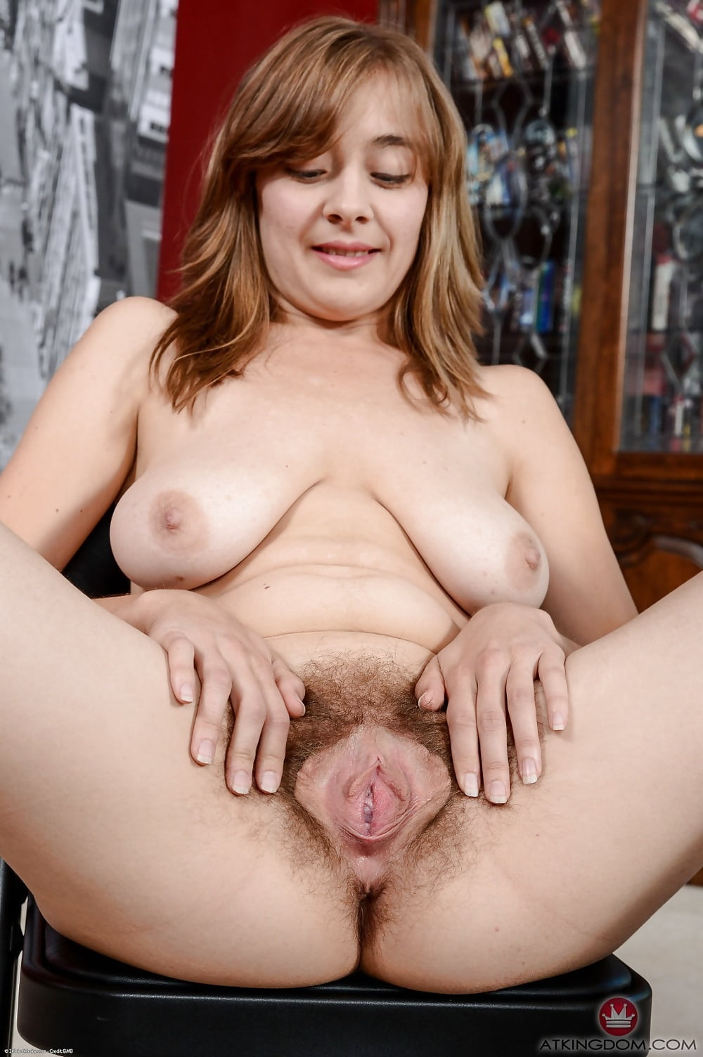 Puffy boobs hairy pussy, naked witchcraft