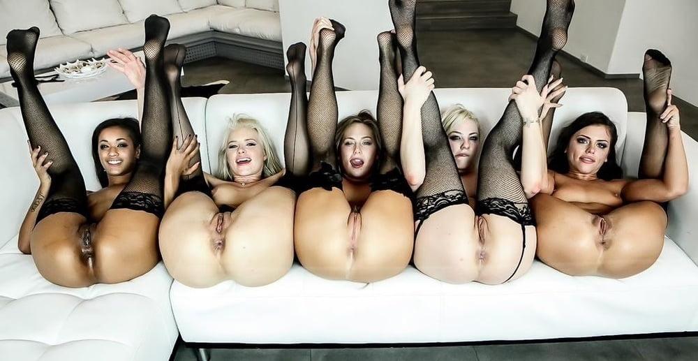 Fat Ass Orgy