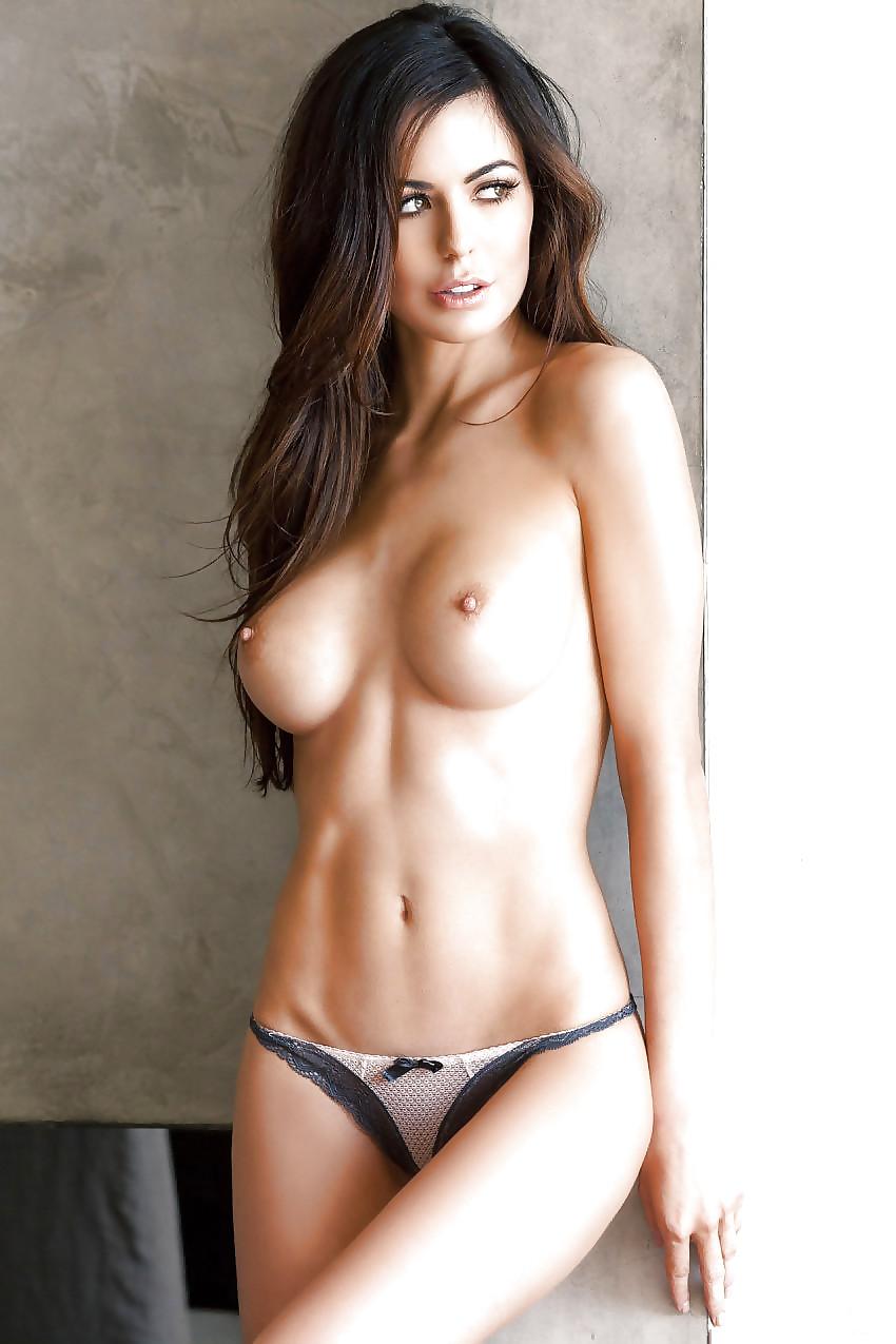 Beautiful brunette nude pics-6431
