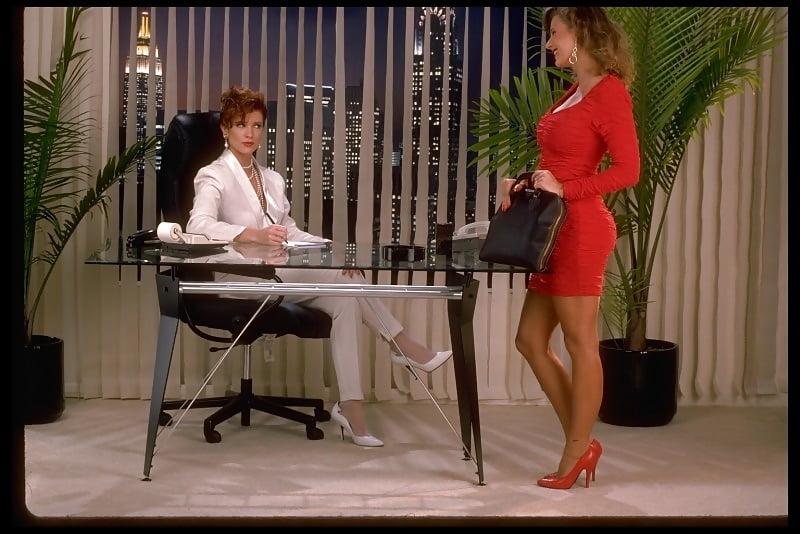 Office lesbian milf-7366