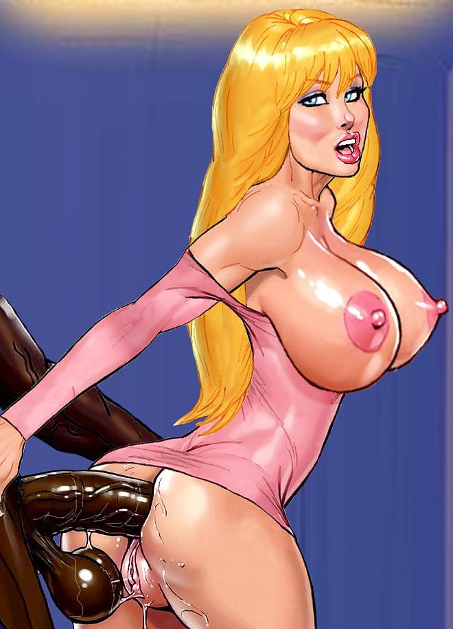 Barbie toon porn