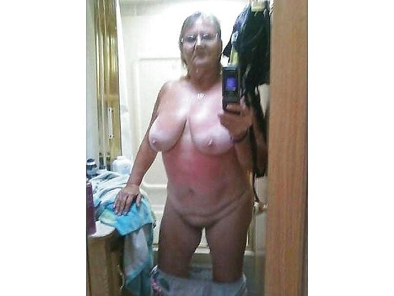 Gets hot nude grandmas selfpic spice girls