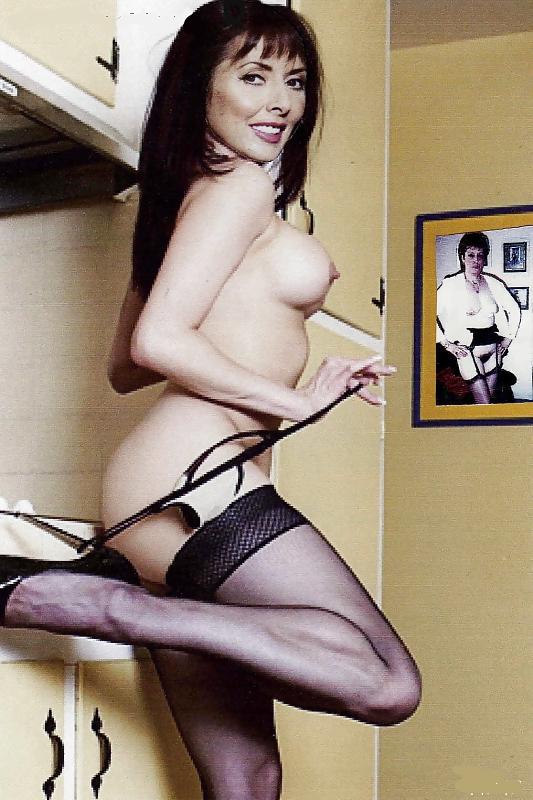 Carol vorderman nude sexy penis