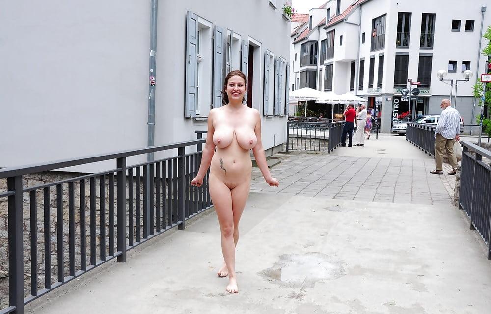 Man naked in town fey porno black