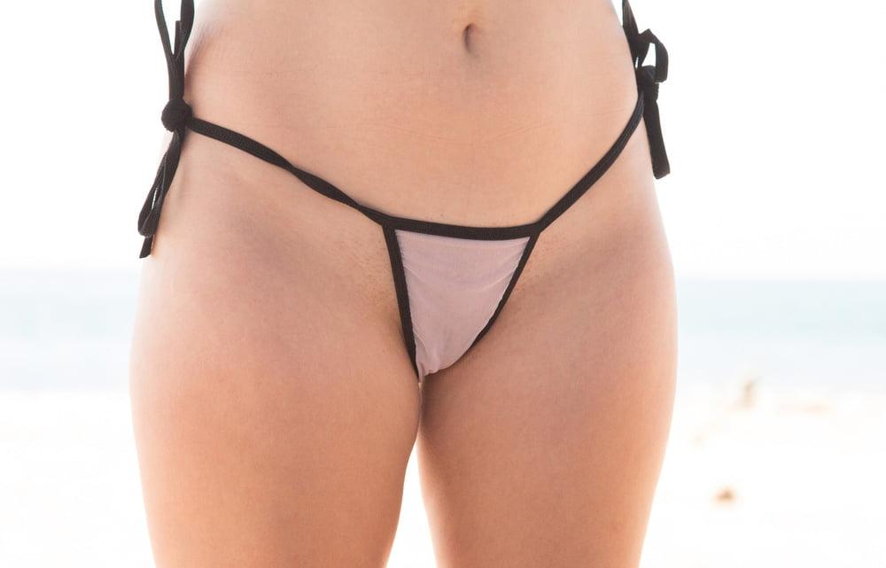 Mature exhibitionist wife amateur panties tube