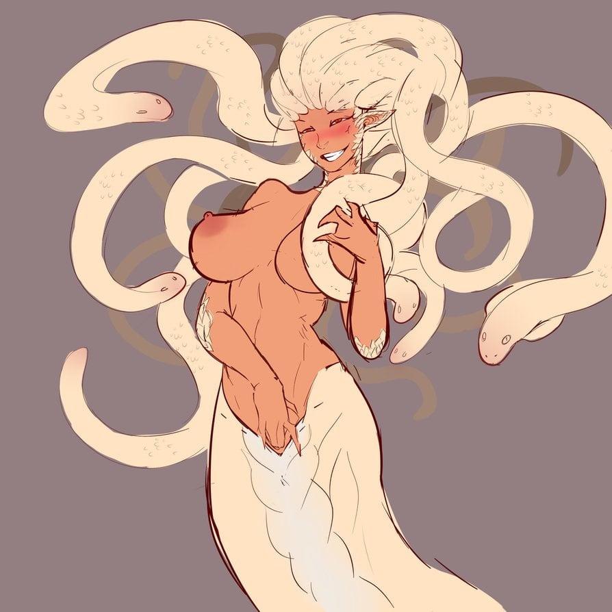 Soul eater medusa hentai