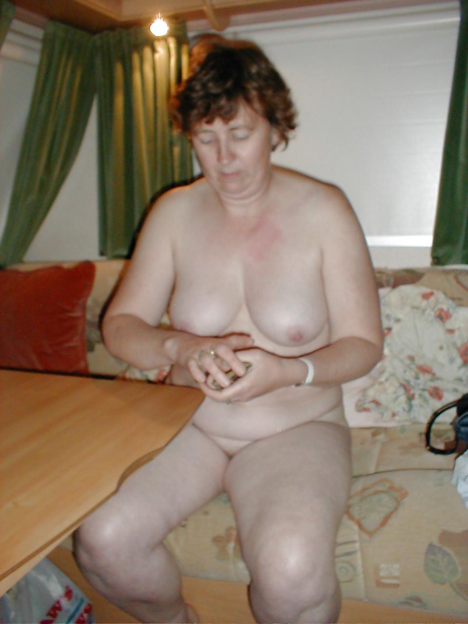 Mature granny wife