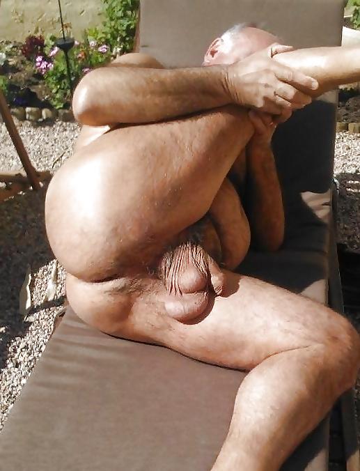 Old ass man nude