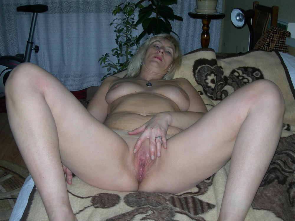 My wife 52 - 5 Pics