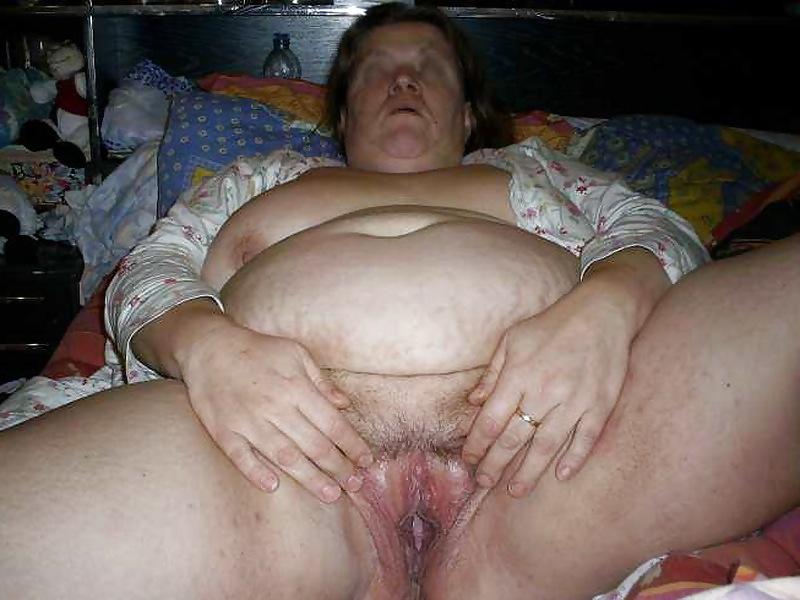 Sexy granny anal sex-3462