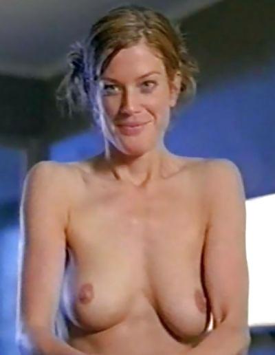 Marie Bäumer  nackt