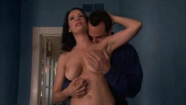 paget brewster breasts
