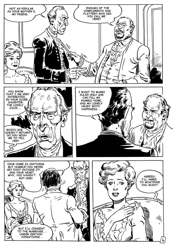 Black n white comics xxx-8393